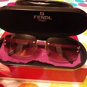 7039e0462d2 Authentic Fendi sunglasses. Made in Italy